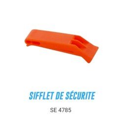 Sifflet de sécurité / Safety whistle