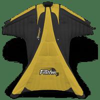 Wingsuit – PIRANHA 3 by Intrudair