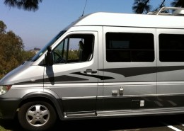 Sprinter 2500 Chassis