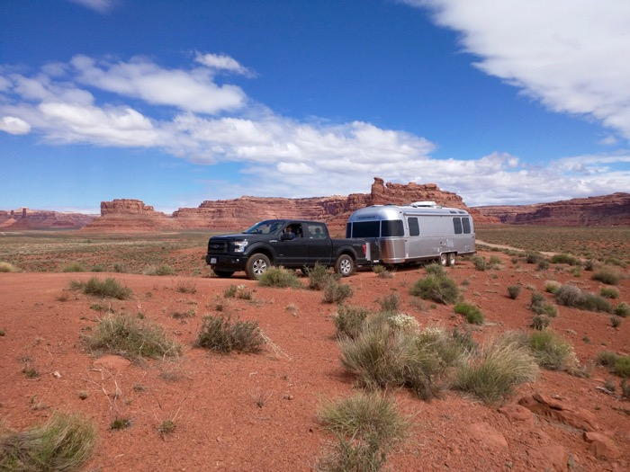 valley of the gods airstream
