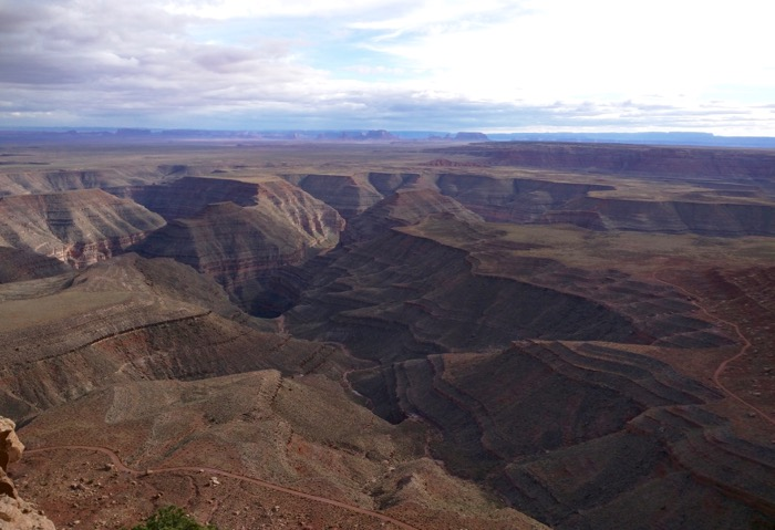moki point muley dugway