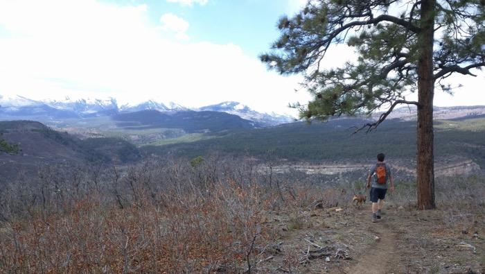 durango animas city mountain trail
