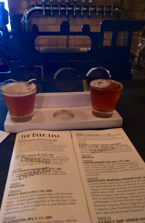 filling station traverse city beer list
