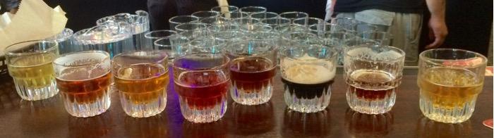 founders beer tastings