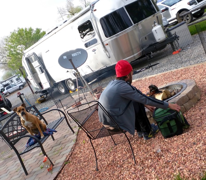 grand junction campground airstream