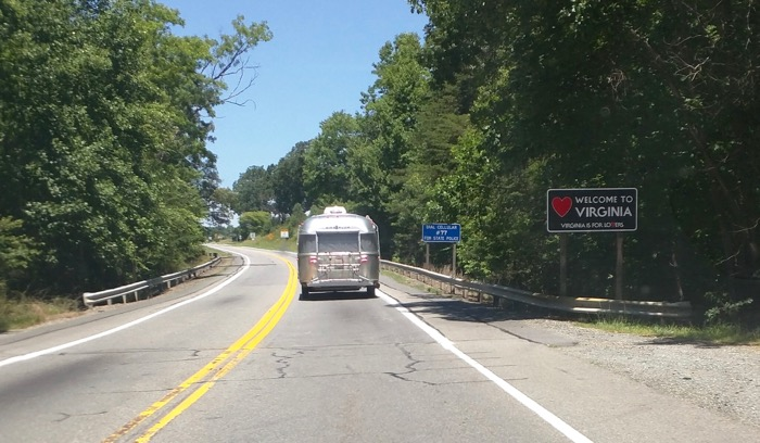 welcome to virginia airstream