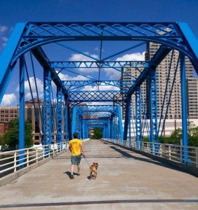 grand rapids bridge