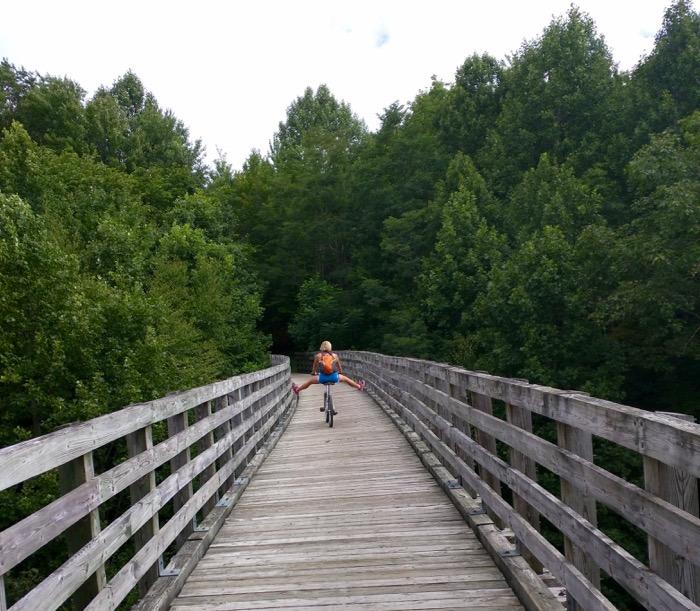 virginia creeper bike trail