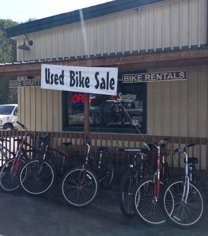 bike sale damascus va