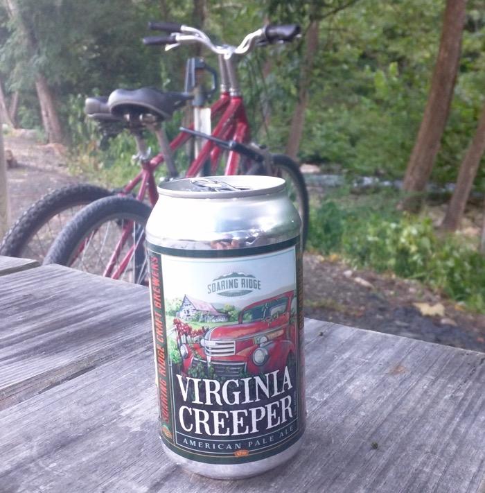 virginia creeper beer damascus va