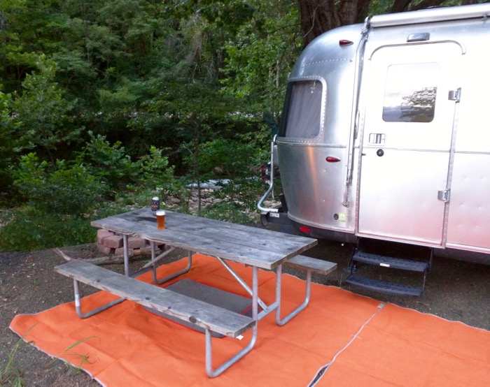 damascus laurel creek rv park airstream