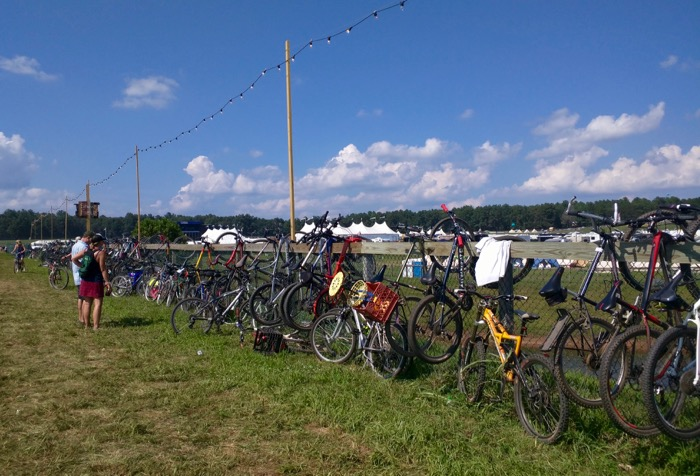 lockn bike rack