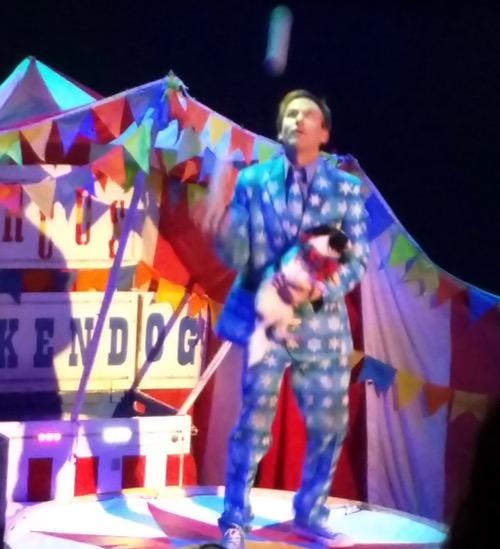 dog circus in austin