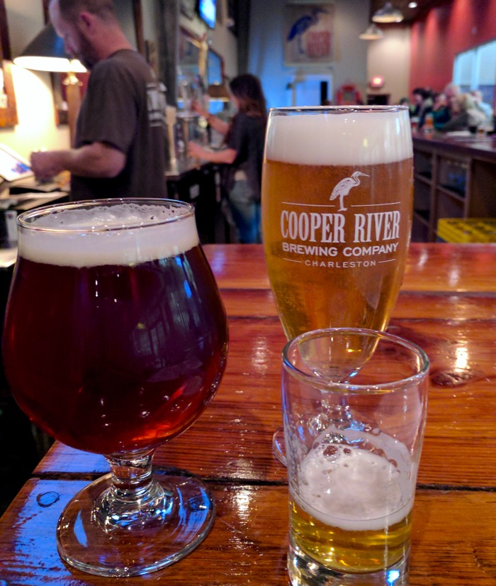 cooper river brewing charleston