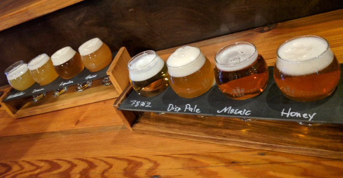 beer flight hops and grain austin