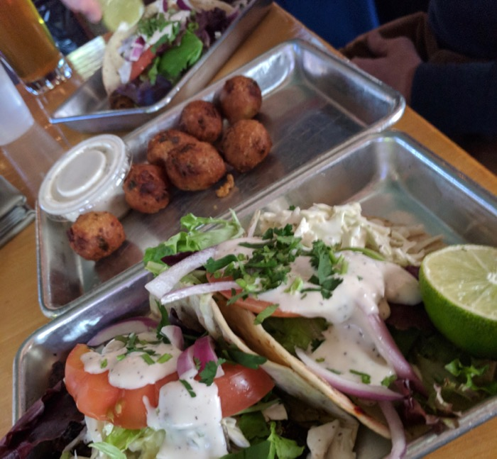 fish tacos turf n surf austin