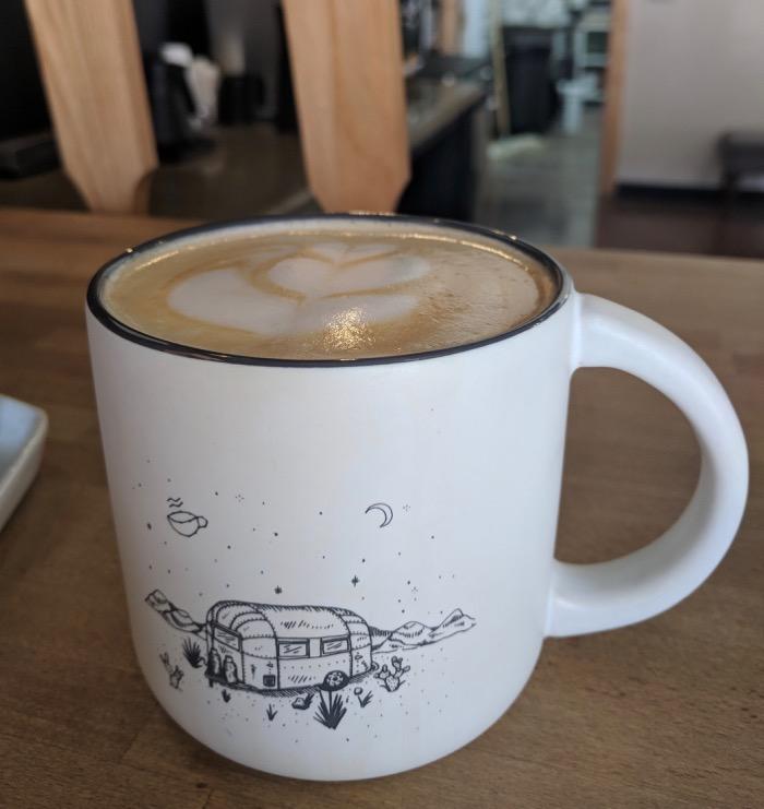 Cedar Coffee & Supply in Alpine