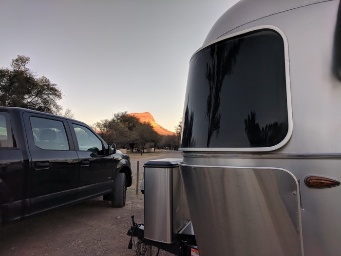 cottonwood campground big bend