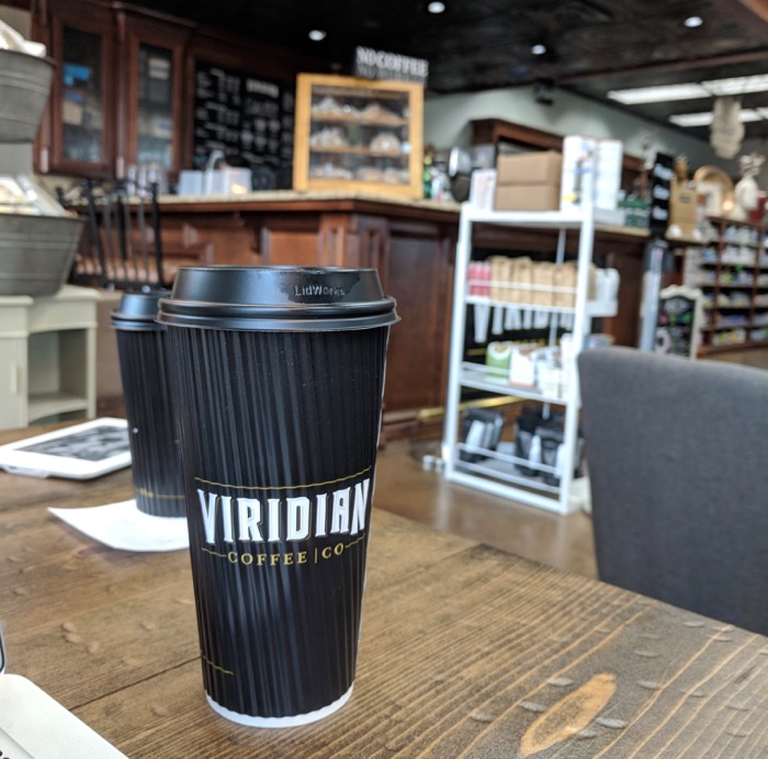 Viridian coffee in Lawton OK