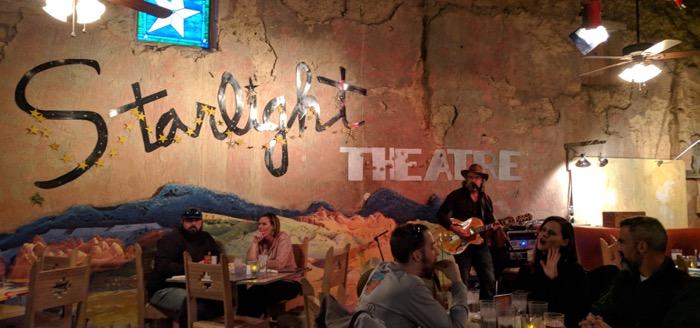 starlight theater in Terlingua