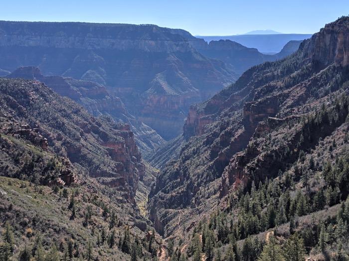 Grand Canyon N Kaibab Trail