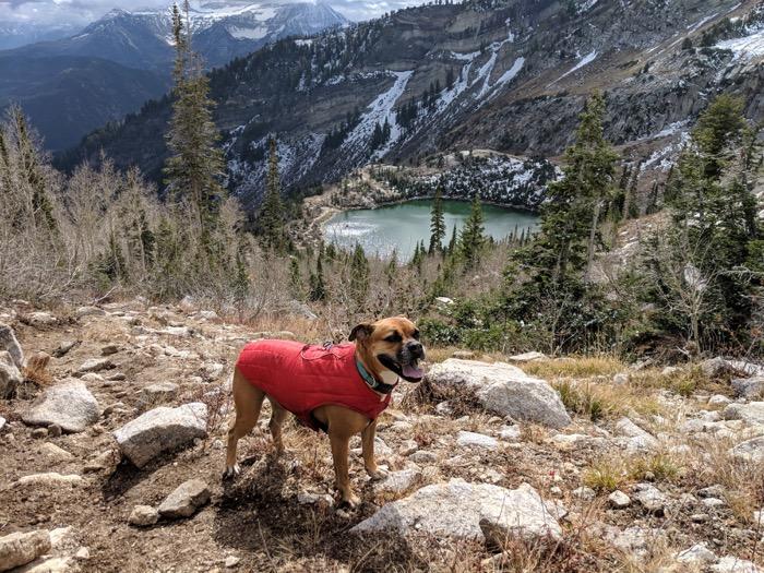 Silver Lake hike Utah