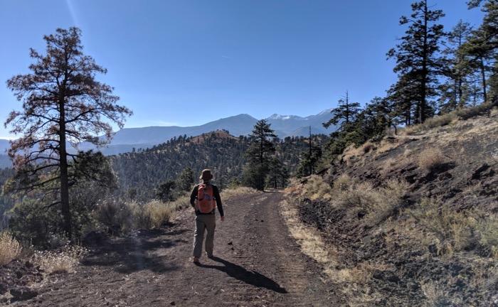O'Leary Trail, Flagstaff