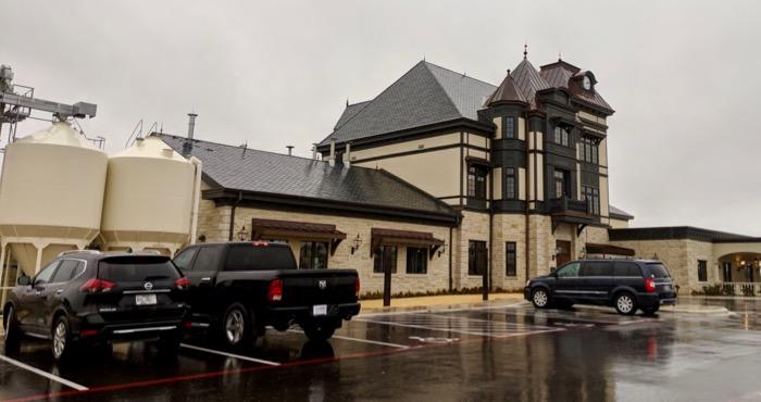 Altstadt Brewery in Fredericksburg