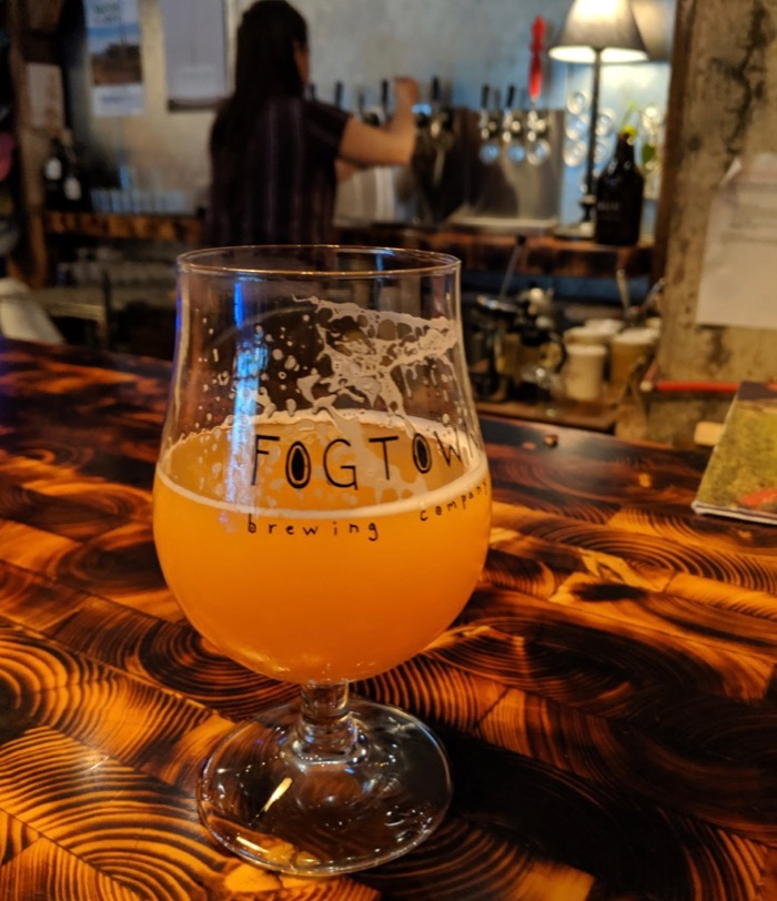 fogtown brewing bar harbor