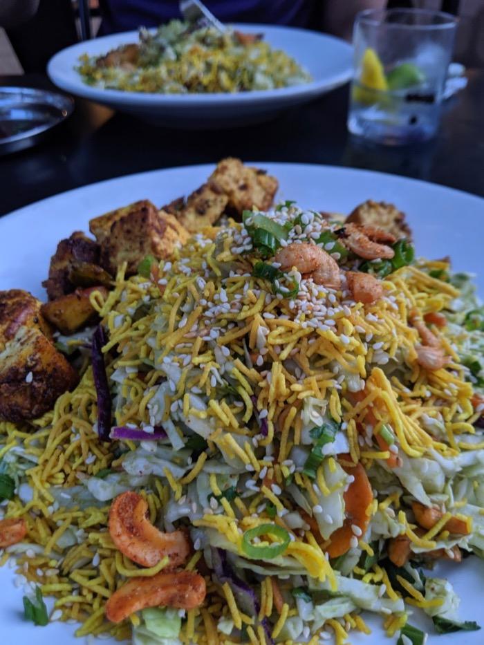 Chai Pani food