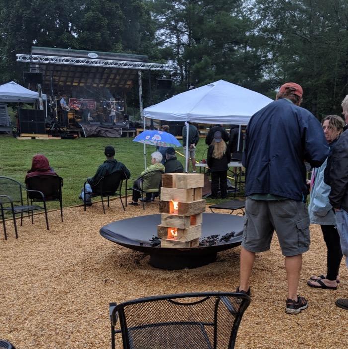 misty mountain music festival starting