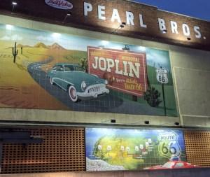 Mural in Joplin, MO