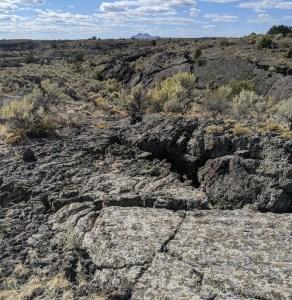 Hells Half Acre Wilderness Study Area lavafield