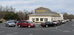 biscuitville drive thru