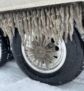 icy Airstream