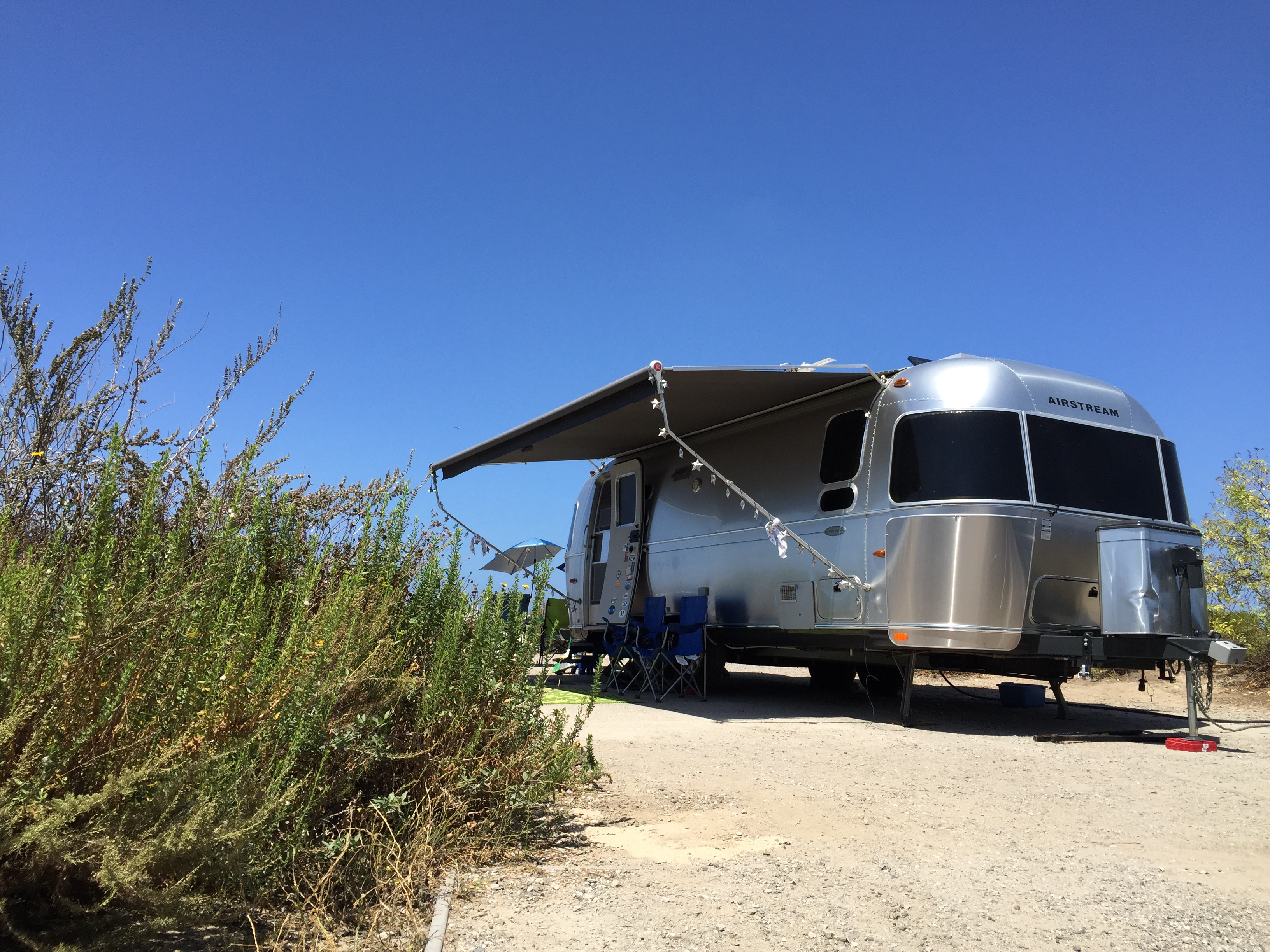 Coastal Solstice Trip and Eight Campgrounds to Crystal Cove