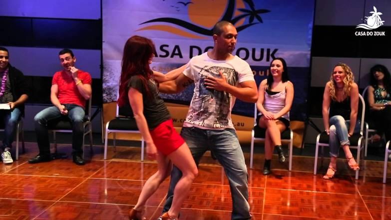 Zouk Dance - Brazil
