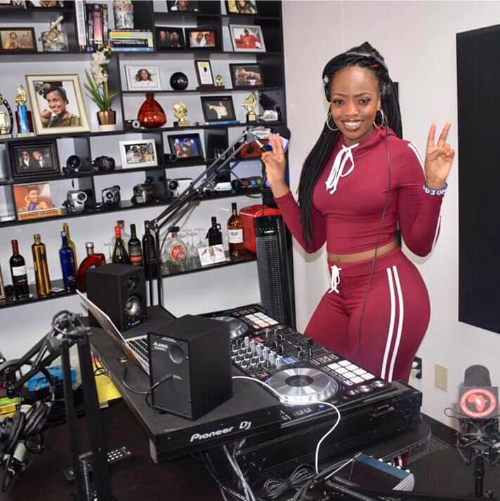 DJ Omu from Sierra Leone