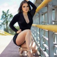 Valentina Garzon, Colombian Girl with the Sexiest Legs