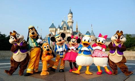 Disneyland Hongkong blieb lange Zeit hinter den Erwartungen zurück