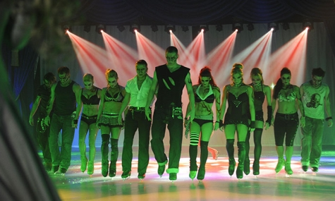 "Die Show ""Horror on Ice IV"""