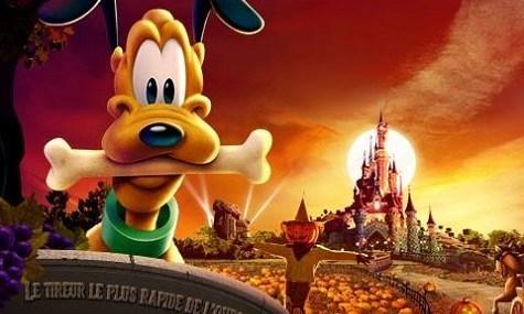 Goofy wird zum Event nicht Knochen, sondern Bonbons verteilen. Zum Vergrößern bitte anklicken!