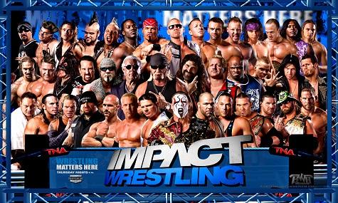 Nur ein Bruchteil der Stars die bereits bei TNA unter Vertrag waren oder noch immer sind. Das spricht für die Qualität der Wrestlingpromotion.