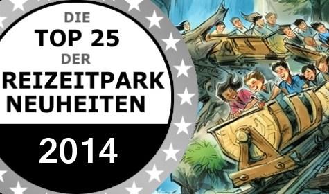 Neuheiten 2014: Platz 5 bis 1!