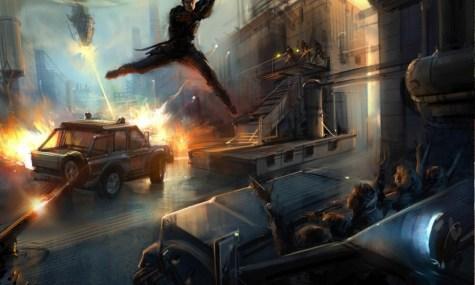 Action und Spannung bietet Mission Impossible 4D mit Sicherheit genug - Anklicken zum Vergrößern!