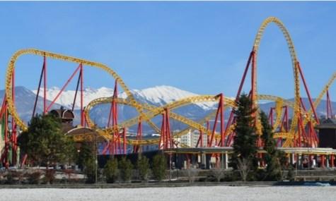 ...und so aufregend kann der neue Park aussehen.
