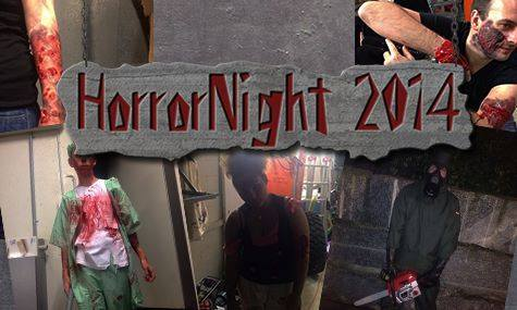 Die HorrorNight 2014