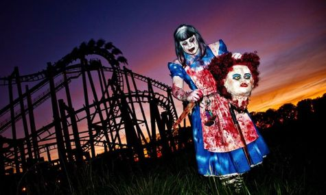 Das Halloween Horror Fest im Movie Park Germany