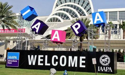 Jedes Jahr ein Highlight: Die IAAPA in Orlando