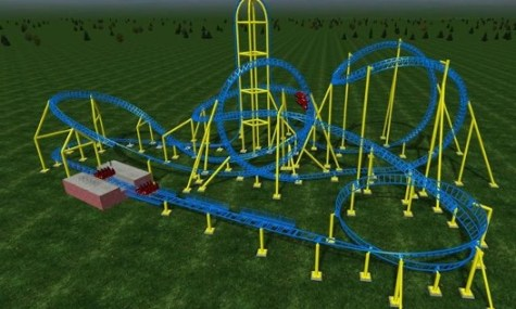 Platz 25: Impulse - Knoebels Amusement Park